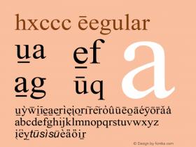 hxccc