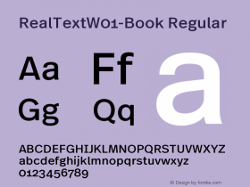 RealText-Book