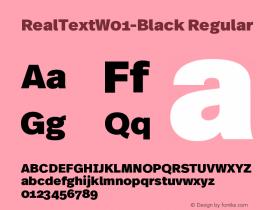 RealText-Black