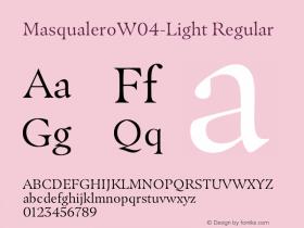 Masqualero-Light