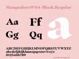 Masqualero-Black