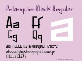 PelanquierBlack