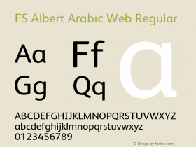 FS Albert Arabic Web