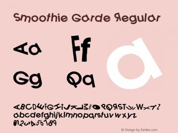 Smoothie Garde