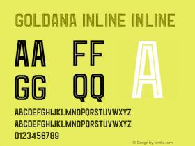 Goldana Inline