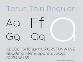 Torus Thin