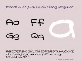 KonKhmer_NakChomBang