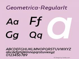 Geometrica-RegularIt