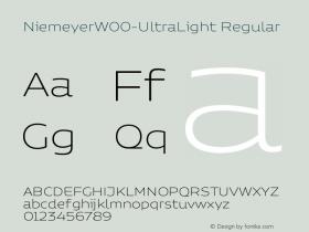 Niemeyer-UltraLight