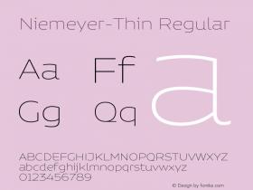 Niemeyer-Thin