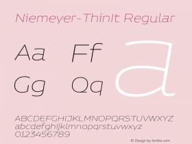 Niemeyer-ThinIt