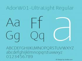 Ador-UltraLight