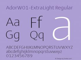 Ador-ExtraLight