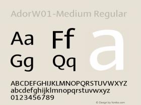 Ador-Medium