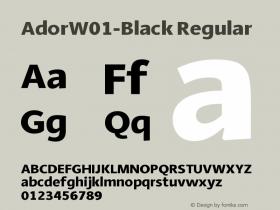 Ador-Black