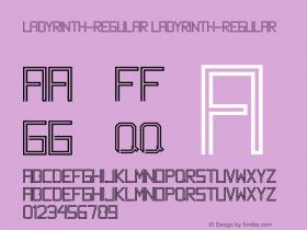 labyrinth-regular