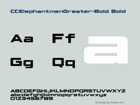 CCElephantmenGreater-Bold