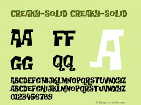 creaky-solid