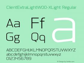 ClientExtraLight-XLight
