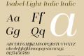 Isabel-Light-Italic