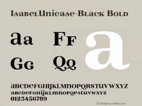 IsabelUnicase-Black