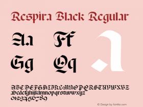 Respira Black