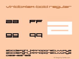 VLNLDBXLZX-Bold