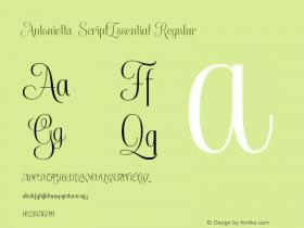 Antonietta-ScriptEssential