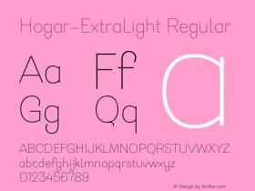 Hogar-ExtraLight