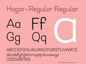 Hogar-Regular
