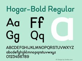 Hogar-Bold