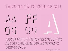 Taberna Sans