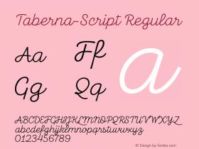 Taberna-Script