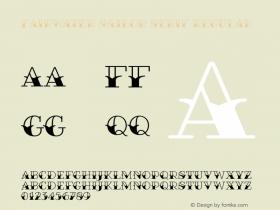 Fairwater Sailor Serif