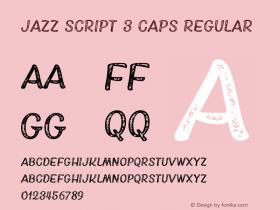 Jazz Script 3 Caps