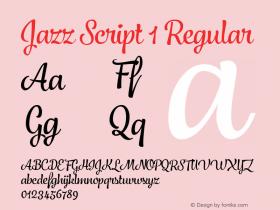 Jazz Script 1