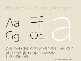 Massimo-UltraLight