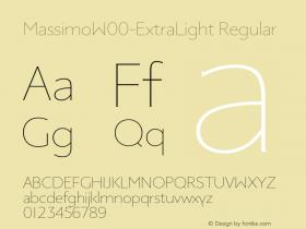 Massimo-ExtraLight