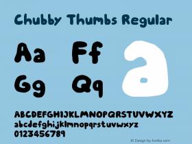 Chubby Thumbs