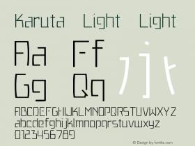 Karuta Light