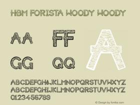 HBM Forista Woody