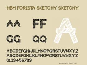 HBM Forista Sketchy