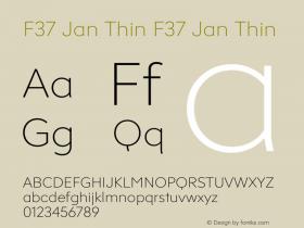 F37 Jan Thin