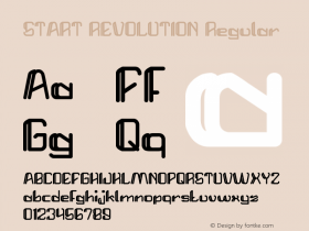 START REVOLUTION