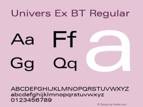 Univers Ex BT