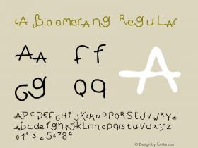 LA boomerang