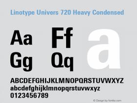 Linotype Univers