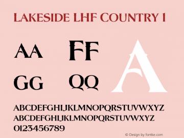 Lakeside LHF