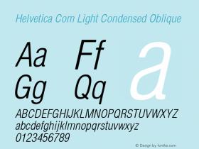 Helvetica Com