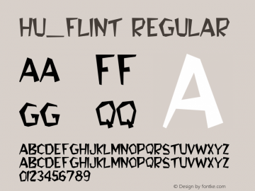 Hu_Flint